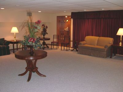 Additional Viewing Room / Chapel